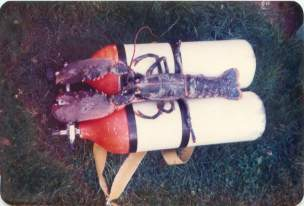 Dave Rankin's lobster